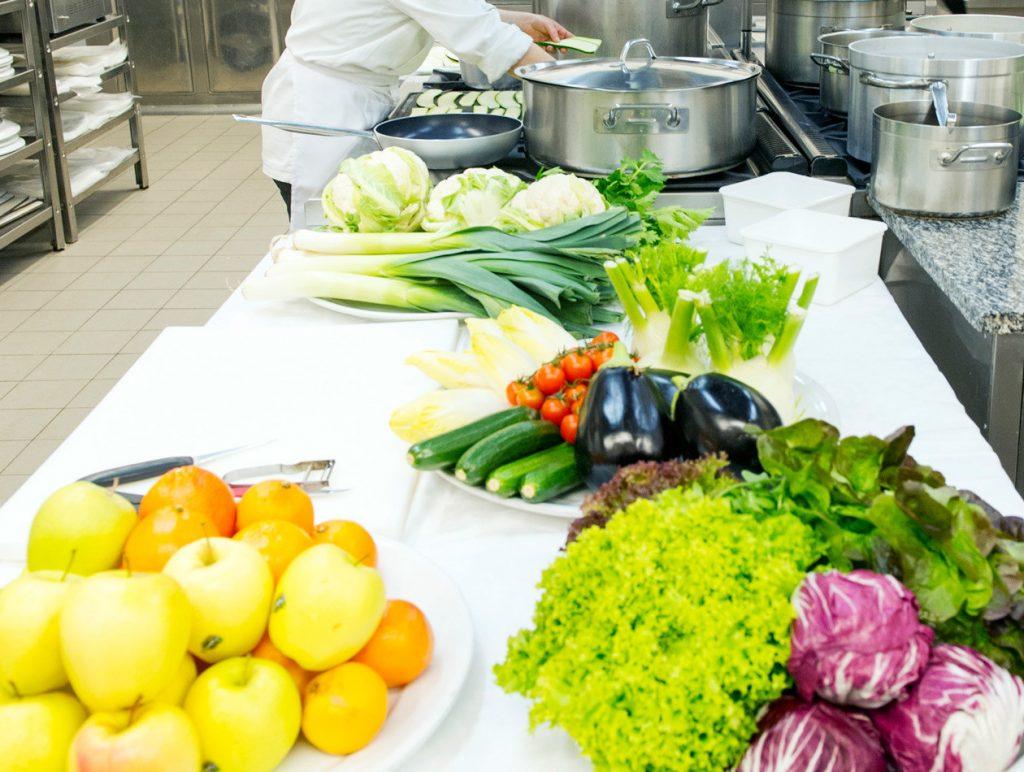 la cucina - produzioni gastronomia Como