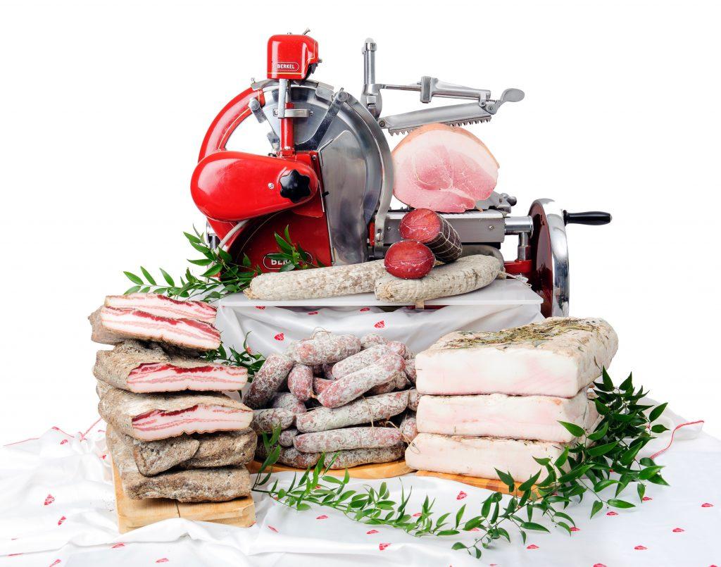 Berkel - produzioni gastronomia Como