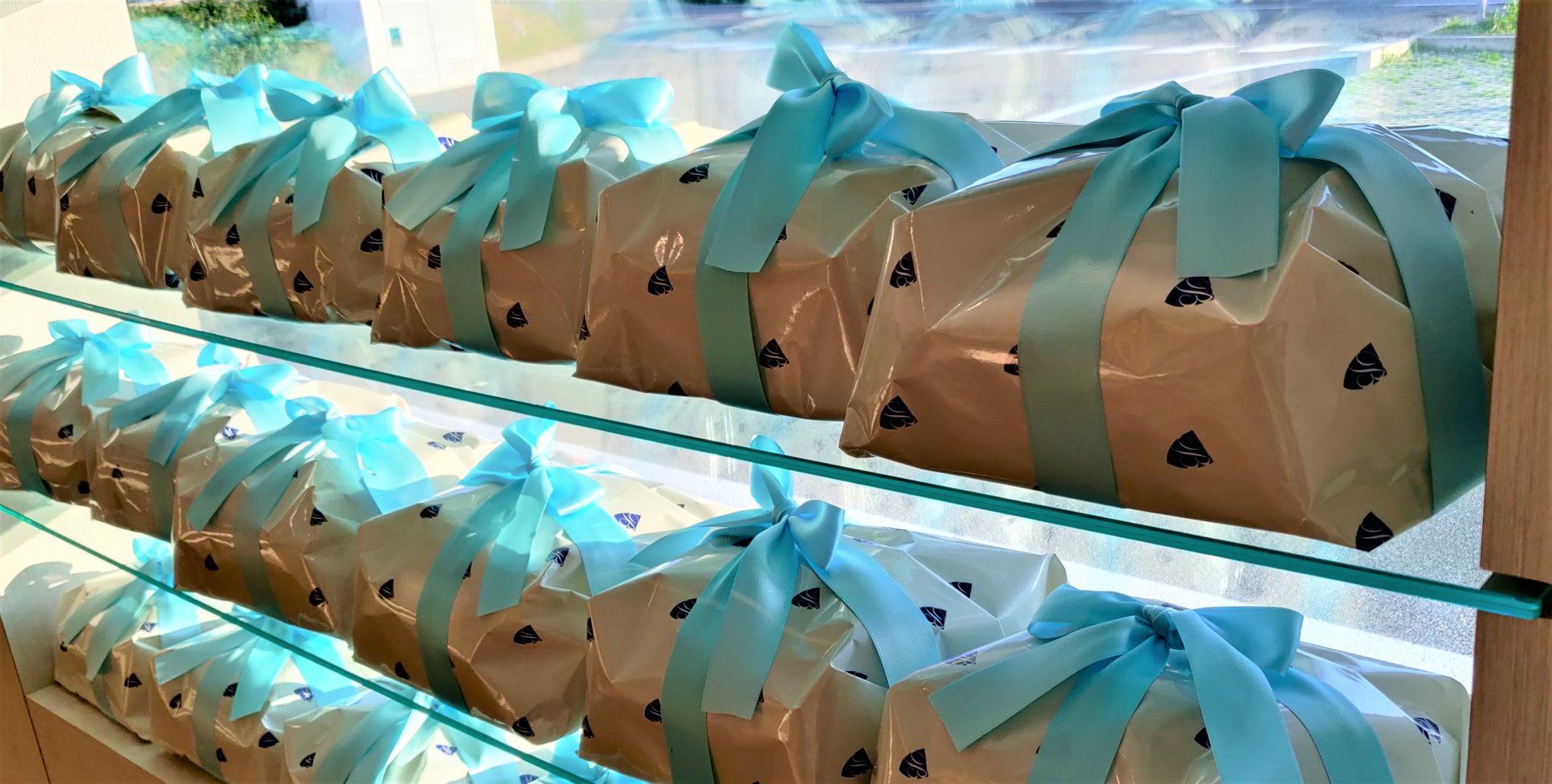 Colombe tradizionali e Uova di cioccolato